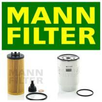 "Filtros de Combustible ""**""  Mann Filter Ibérica"