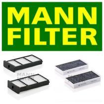 """Filtros de Habitáculo """"*""""  Mann Filter Ibérica"""