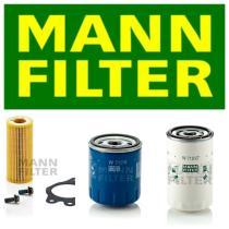 "Filtros de Aceite ""*""  Mann Filter Ibérica"