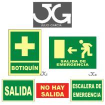 Evacuación y Seguridad  Julio García