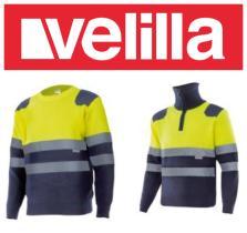 Jersey Alta Visibilidad / Técnico  Velilla
