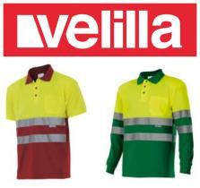 Polo Alta Visibilidad / Técnico  Velilla