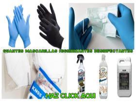 Protección e Higiene COVID19