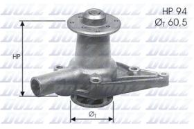 Dolz A112 - BOMBA AGUA SAVA JO-4 C/LARGO