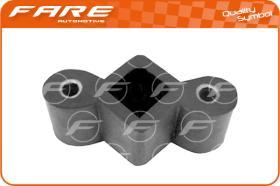 Fare 0156 - SOPORTE TRASERO TUBO ESCAPE 6MM. S-