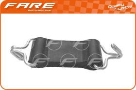 Fare 0158 - TIRANTE CENTRAL ESCAPE SEAT 124-132
