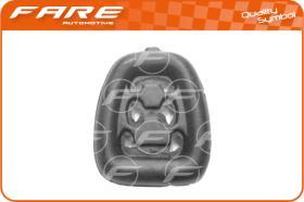 Fare 0243 - SOPORTE TUBO ESCAPE SEAT 131