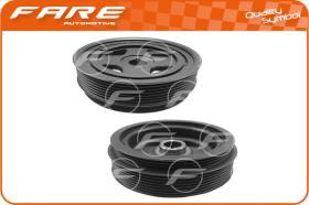 Fare 10040 - POLEA CIG. MINI-II 1.4D -09/05
