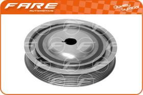 Fare 10062 - POLEA CIG. CLIO-III MOTOR 1,2 (D4F)