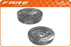 Fare 2976 - POLEA CIGUEÑAL PSA 2.1 TD MOTOR XUD