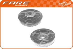 Fare 2981 - POLEA CIGUEÑAL JUMPER-BOXER 2.0HDI