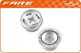 Fare 2983 - POLEA CIGUEÑAL DOBLO 136 JTD