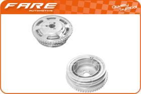 Fare 4911 - POLEA CIGUEÑAL FIAT DOBLO 1.2 16V