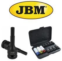 Útiles y Vasos de Impacto  Jbm