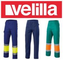 Pantalón Alta Visibilidad / Técnico  Velilla