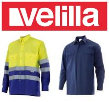 Camisa Alta Visibilidad / Técnica  Velilla