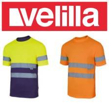 Camiseta Alta Visibilidad / Técnica  Velilla