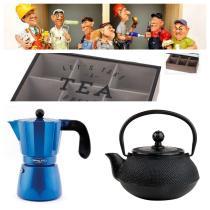 Cocina - Cafeteras, Teteras y Complementos  Ferre