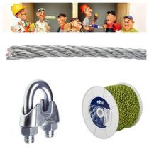 Ferretería - Cadenas, Cables y Cuerdas  Ferre