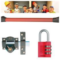 Ferretería - Cerraduras para Puertas  Ferre