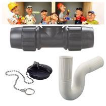 Fontanería y gas - Evacuación y Alimentación por Agua  Ferre