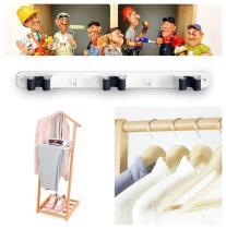 Mobiliario y Ordenación - Perchas y Colgadores  Ferre