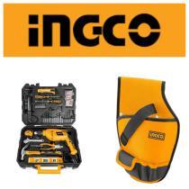 Maletines - Cajas - Porta-herramientas  Ingco