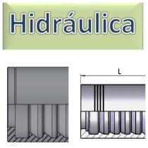 Casquillos Hidráulicos Prensar  Hidráulica