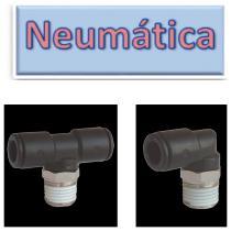 Racores Automáticos de Polímero  Neumática